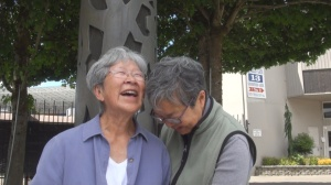 Additional committee members Alice Tanaka Hikido and Mary Tanaka Abo.